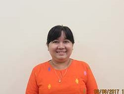 Daw Thida Soe (Unit Head)