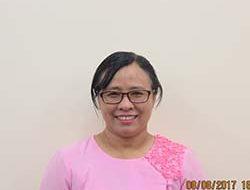 Dr. Yin Yin Aye, Lecturer